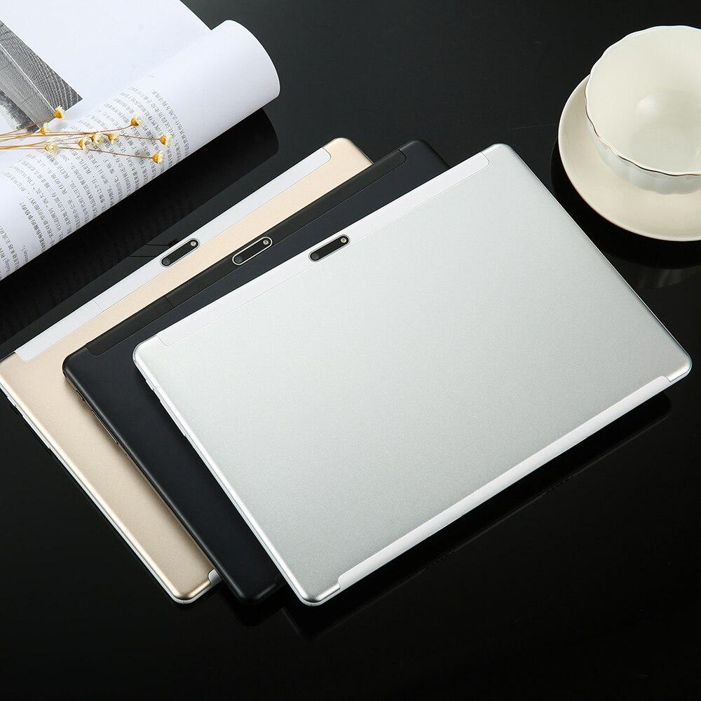 2020 novo super 2.5d vidro temperado 10 polegada 4g lte tablet pc deca núcleo 6 gb ram 128 gb rom 1920*1200 ips 5.0mp wifi bluetooth - 3
