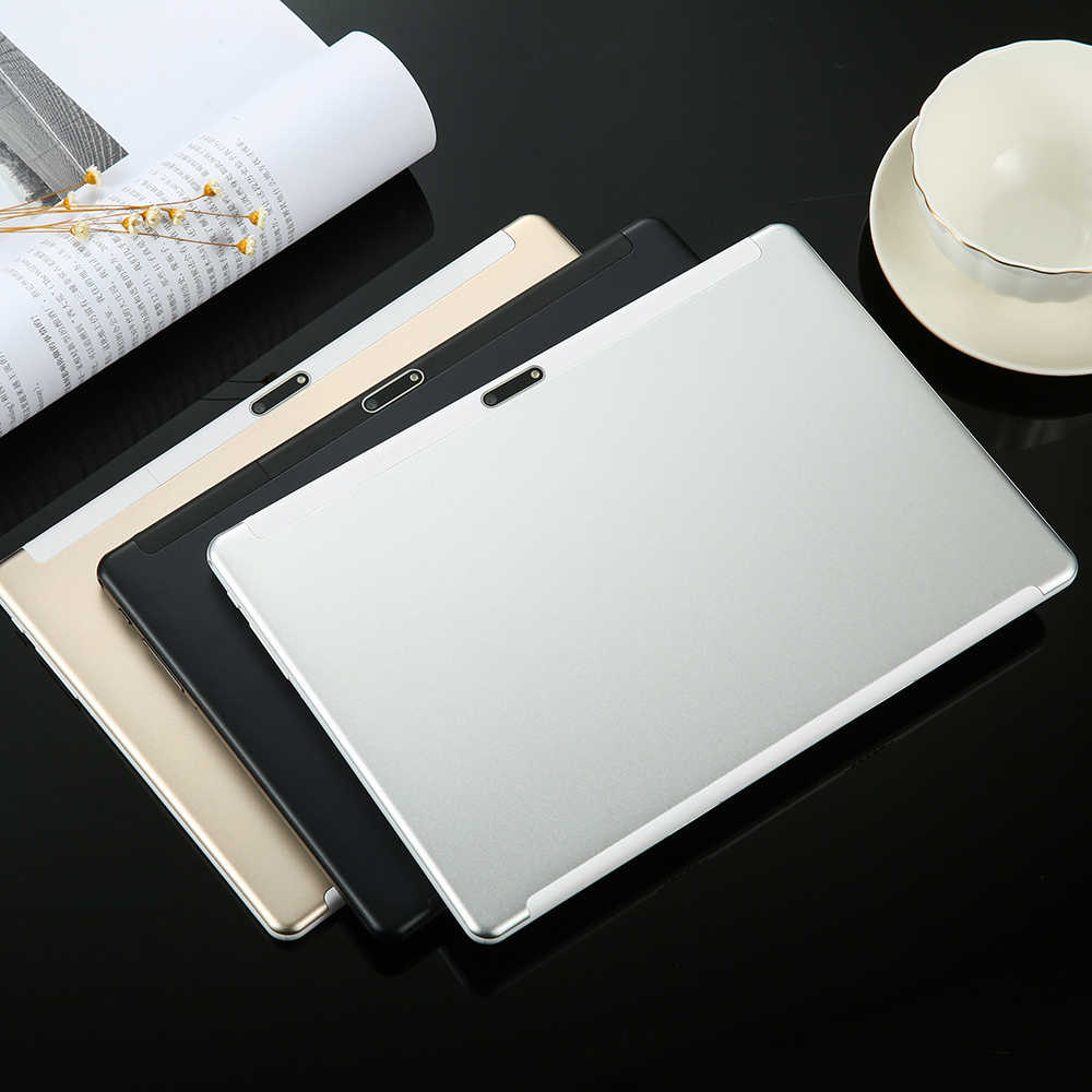 2020 yeni süper 2.5D temperli cam 10 inç 4G LTE Tablet PC Deca çekirdek 6GB RAM 128GB ROM 1920*1200 IPS 5.0MP WiFi Bluetooth