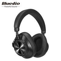 Cuffie Bluedio T7 Plus Smart Bluetooth 5.0 auricolare cuffie Wireless con riconoscimento facciale AI con cancellazione attiva del rumore