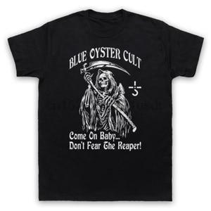 VTG BLUE OYSTER CULT DONT FEAR THE REAPER Mens T-Shirt Black S M L 234XL G1171(China)