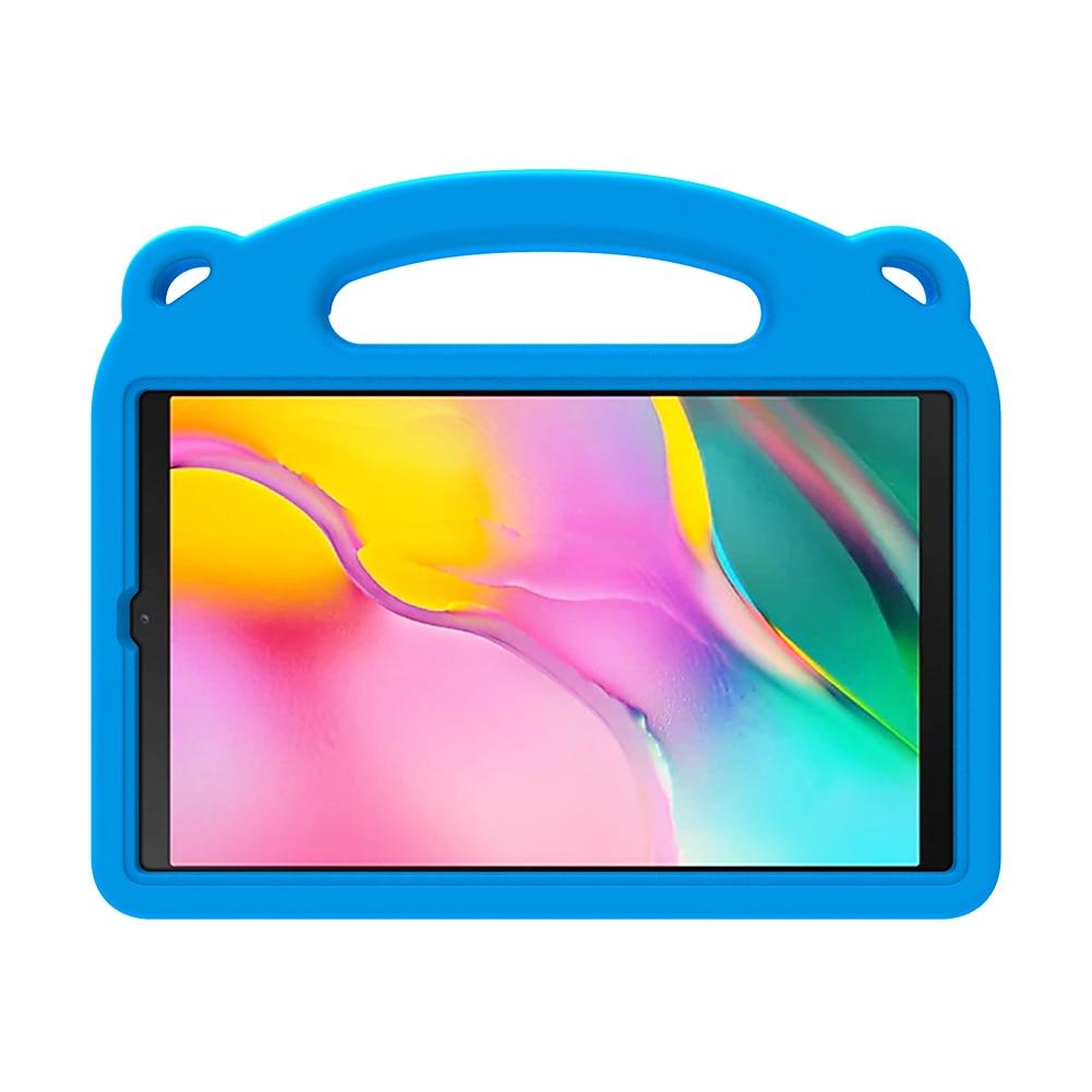Orange Orange for iPad Air 4 Case 2020 A2316 A2324 EVA Safe Kids Handle Stand Tablet Case Cover