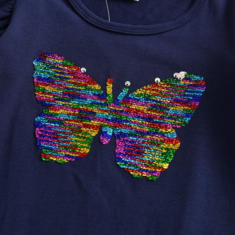 Ha5799a4d9a654e139562d9b145c95d41e VIKITA Girls Cotton Dress Long Sleeve Children Patchwork Vestidos Kid Dresses for Girls Clothes Toddlers Cartoon Princess Dress