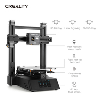2019CREALITY 3D Printer Ender CP 01 FDM Upgraded Optional Can laser Engraving CNC Cutting 3D Printing PLA ABS TPU PVA