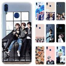 Silicone Phone Case Cover For Huawei Honor 9 10 Lite 6 7 9 X