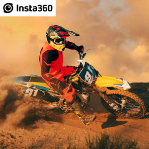 Image 1 - Insta360 jeden R jeden X i jeden pakiet motocyklowy/akcesoria do Insta360 jeden X i jeden R