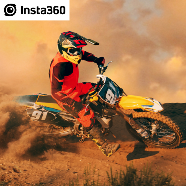 Insta360 jeden R jeden X i jeden pakiet motocyklowy/akcesoria do Insta360 jeden X i jeden R
