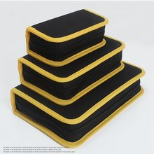 Cammitever желтая кромка сумка для инструментов Электрик Холст