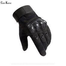 Catei Karrui New men's gloves outdoor tactical all fingered
