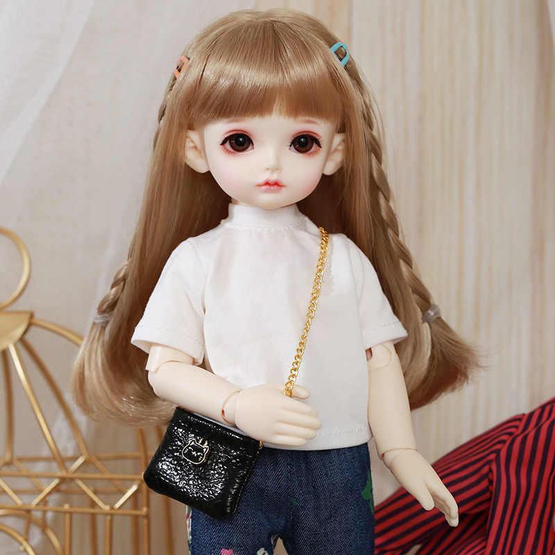 BJD кукла Jiessie JID IP 1/4 модные игрушки для девочек игрушка для девочек мини детские шарнирные куклы