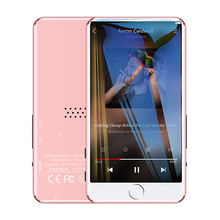 IQQ C88 3 인치 16 기가 바이트 HIFI 음악 MP3 플레이어 블루투스 5.0 1080P HD 비디오 무손실 음악 MP3 플레이어 지원 FM 전자 책 워크맨