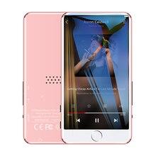 IQQ C88 3inch 16GB HIFI Musik MP3 Player bluetooth 5,0 1080P HD Video Verlustfreie Musik MP3 Player unterstützung FM E buch Walkman