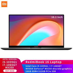 Xiaomi RedmiBook 16 Laptop Int