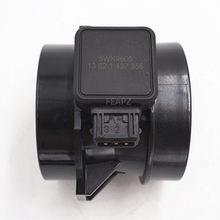 Medidor De Sensor De Fluxo De massa de Ar Para BMW 320i 323i 325i 328i E46 E39 520i 523i 528i E38 728i iL 5WK9605 z3 13621432356