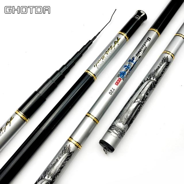GHOTDA Shansuka Telescopic Fishing Rod