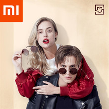 Xiaomi Sunglasses UV400 TS Polarized Metal Sun Lenses UV-Proof for Summer Travel Fishing Men Women Styling Accessories original xiaomi mijia turok steinhardt ts nylon polarized stainless sunglasses colorful retro 100% uv proof for travel man woman