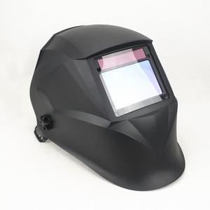 Image 2 - Welding Helmet 100*65mm 1111 4 Sensors Filter Welder Hat Cap Solar Auto Darkening MIG TIG Grinding 3 13 Welder Mask