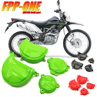 FOR KAWASAKI KLX125 KLX150 Motorcycle Accessories Parts Engine Protection Guard Cover