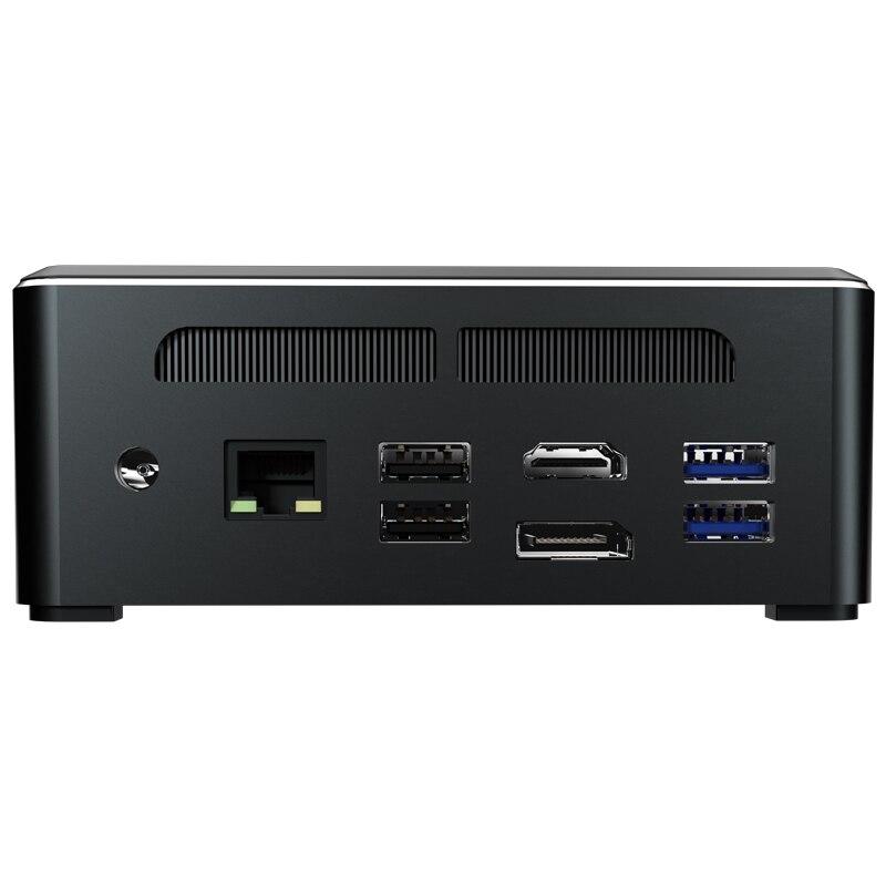 Мини-ПК AMD Ryzen R3 2200U, Windows 10, Radeon™Vega 3 Графический настольный компьютер с Wi-Fi и Bluetooth