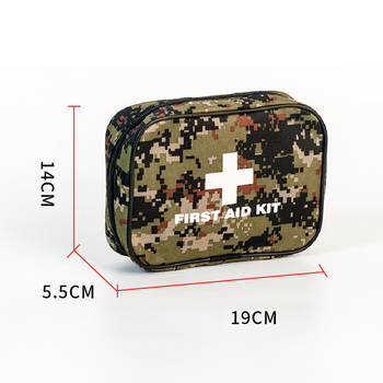 Travel First Aid Kit Car First Aid Bag Home Small Medical Box Emergency Survival 3