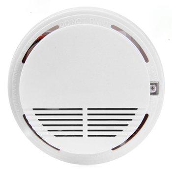 Acj168 niezależny czujnik dymu czujnik dymu niezależny detektor dymu bezprzewodowy czujnik ognia w domu dźwięk i światło czujnik tanie i dobre opinie ACEHE CN (pochodzenie) Elektryczne NONE Smoke Alarm Other 1 section 9V square battery less 10μA 16mA the smoke alarm beeps every time