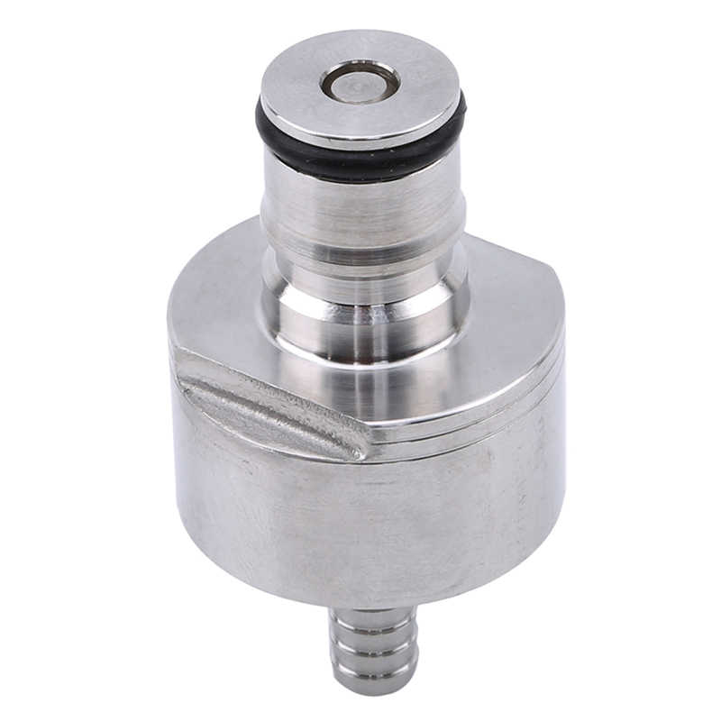 High Quality Stainless Steel Beer Home Brewed Carbonized Joints Coke Bottle Isobaric Carbonated New Cola Beer Barrel Accessories