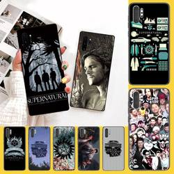 Сверхъестественный шикарный милый чехол для телефона серии PENGHUWAN для Samsung Note 3 4 5 7 8 9 10 pro M10 20 30