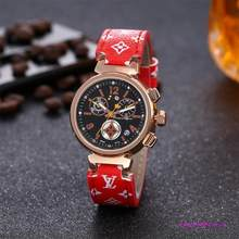 High Quality New Original Brand Louis Vuitton Hoodies Men Fashion Mans watch Cotton Men's Hoodie(China)