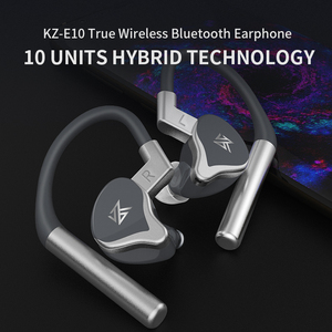 Image 5 - KZ E10 TWS 1DD + 4BA pilotes hybrides écouteur Bluetooth Aptx/AAC/SBC apt x V5.0 casque Bluetooth QCC3020 écouteurs antibruit