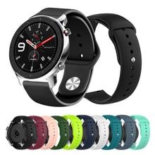 Für Huami GTR Uhr Strap Für Xiaomi Amazfit gtr 47mm/Amazfit gtr 42mm Smart Uhr Band Armband für Amazfit bip/Stratos/Tempo