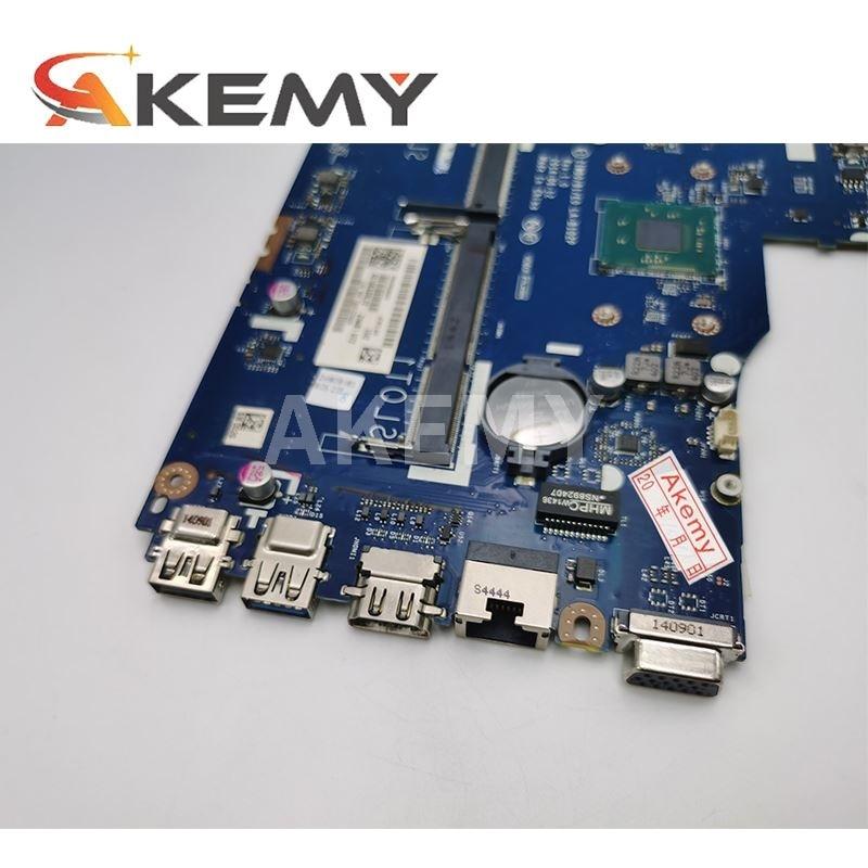 5B20G90129 Mainboard For Lenovo B50-30 Laptop pc motherboard w N3540 N3530 CPU ZIWB0/B1/E0 REV:1.0 LA-B102P Fully Tested OK 4