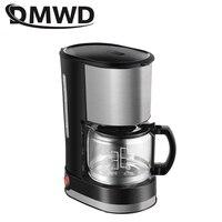 DMWD 0.6L electric multifunction coffee making machine Espresso coffee Cappuccino Maker coffee tea machine