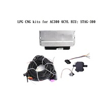 Kit metano gpl per ECU AC300 6CYL: STAG-300 ISA2