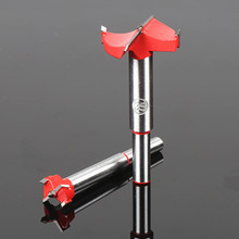 Drill-Bit Hole-Saw Power-Tools Woodworking Auger Wood-Cutter for 35mm Hex-Wrench