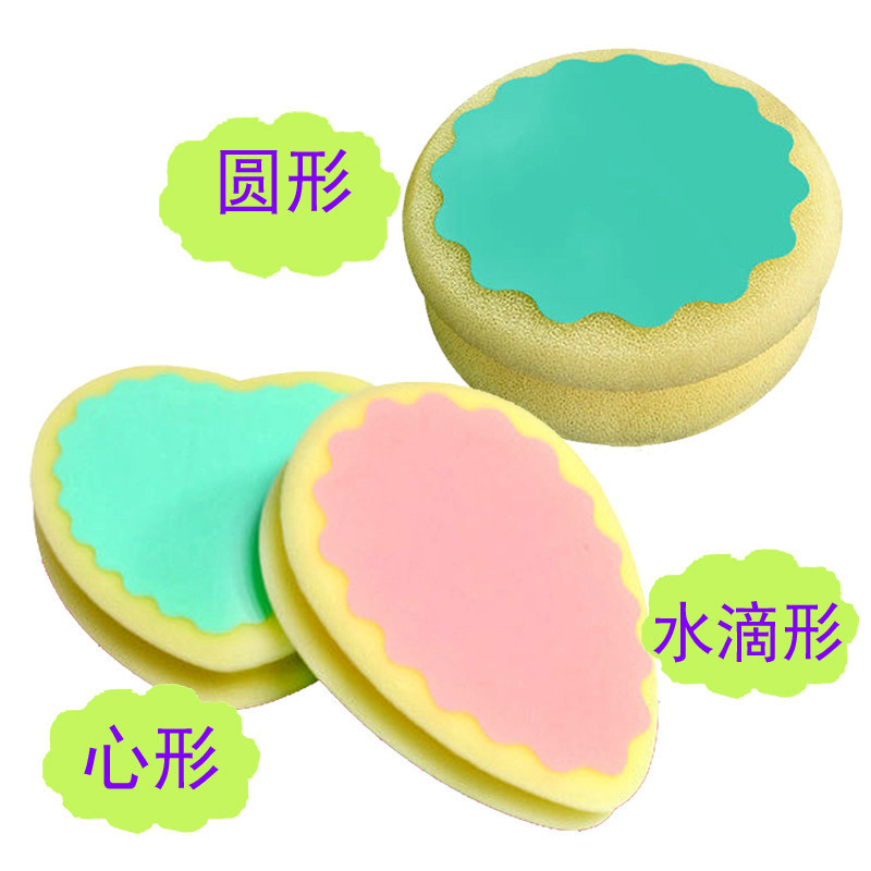 1 Pcs Hair Removal Magic Painless Hair Removal Depilation Sponge Pad Remove Facial Leg Arm Body Hair Removal Cream Tool Epilator