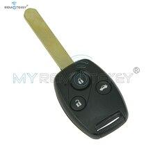 Remote head key VDO 72147-TAO-W2 433Mhz HON66 3 button for Honda Accord 2008 2009 2010 2011 remtekey