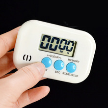 Clock Timer Stopwatch Magnet Study-Shower Kitchen Electronic Lcd-Count Sports-Alarm Down-Up