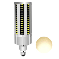 E27 Road Replacement Non Dimmable Daylight LED Corn Bulb Electric Home Hotel High Power Office Emergency Lamp Screw Candelabra