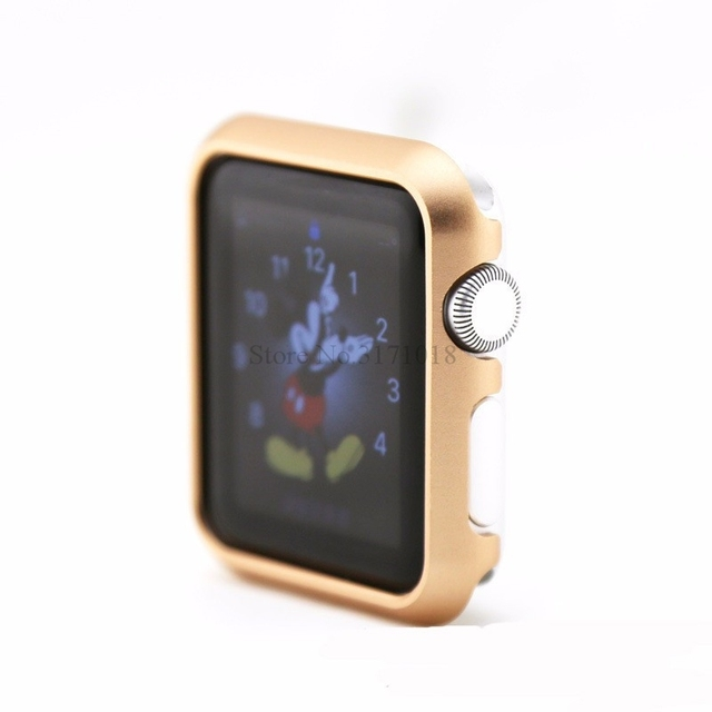 Metal Watch Case for Apple Watch 6