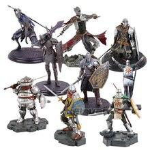 Dark souls heróis de lordran siegmeyer cavaleiro preto faraam artorias figura pvc collectible modelo de brinquedo