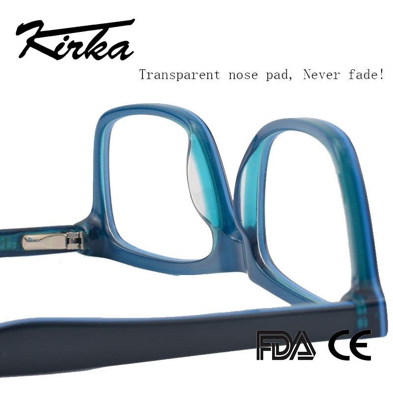 Image 5 - Kirka Men Glasses Frame Retro Designer Myopia Brand Optical Clear Lens Eyeglasses Men Glasses Frame for Menframes for menoptical frames for mendesigner optical frames -