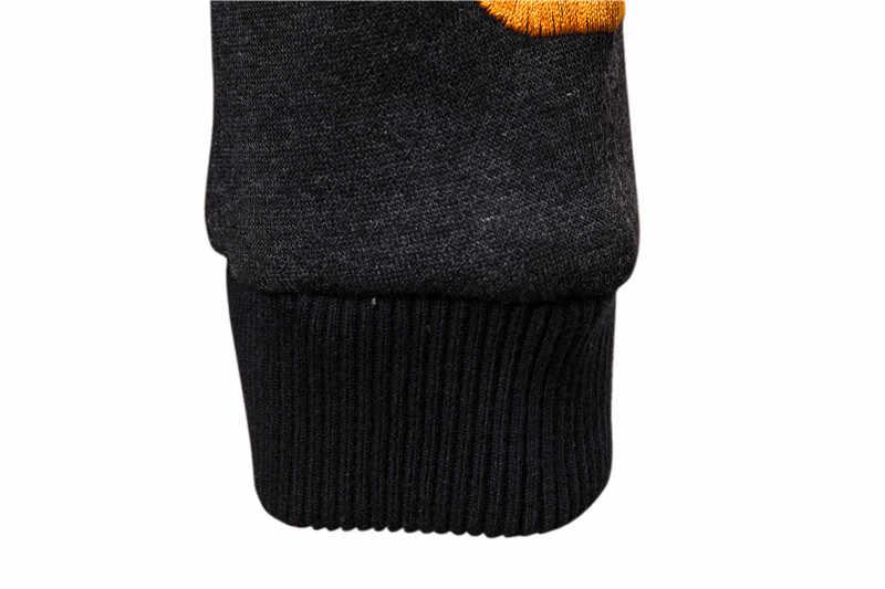 2019 新秋冬メンズ Hoodied ジャケットカジュアルスタイルジーンズジャケット男性生き抜くコットンデニムジャケットメンズコートとジャケット