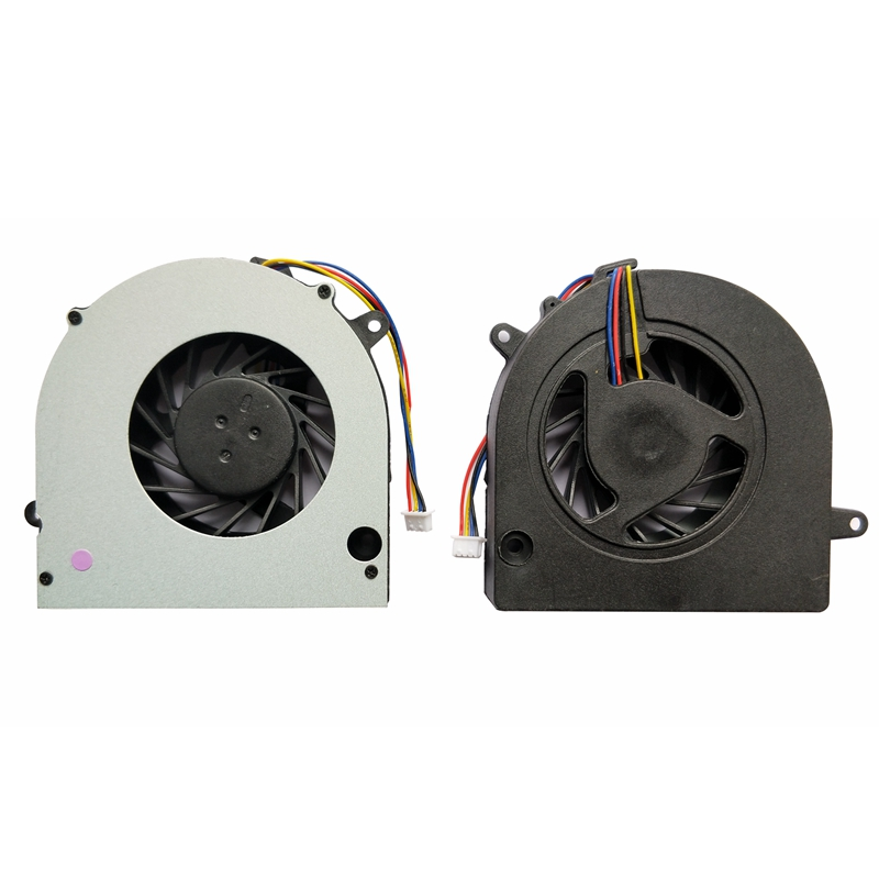 Laptop cpu cooling fan for <font><b>Lenovo</b></font> G460 G460A Z565 Z460A G465 Z465 Z560A <font><b>Z560</b></font> Z460 G560 G565 Notebook cpu Cooler 4 Lines image