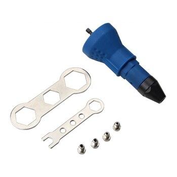 חשמלי מסמרת אגוז מרתק כלי אלחוטי מרתק תרגיל מתאם הכנס אגוז כלי משולבת אוטומטי מסמרת