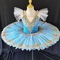 Профессиональная балетная пачка для детей; Блинная юбка; Балетная пачка; Вечерние платья для взрослых женщин и девочек; Балетные танцевальн...