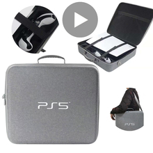 Carrying For Sony PS5 Bag Travel Carry Game Console Playstation PS 5 Playstation5 Case Accessories Tool Storage Big Organizer