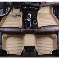 New Customized car floor mats for BMW e30 e34 e36 e39 e46 e60 e90 f10 f30 x1 x3 x4 x5 x6 1/2/3/4/5/6/7 car accessories styling