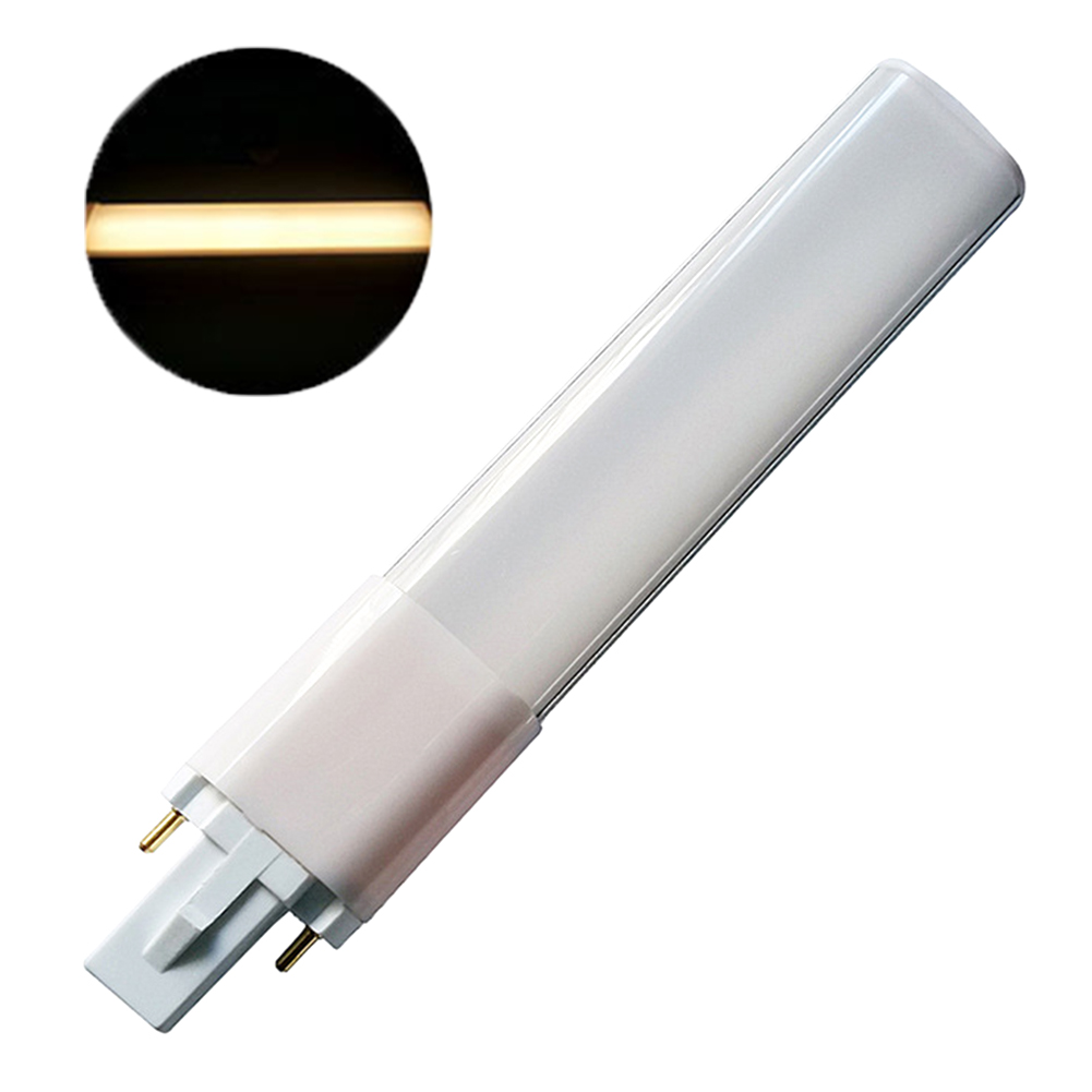 G23 4W 6W 8W 2pin Base Home Aluminum Alloy SMD2835 Decoration Tube Lamp Replacement Energy Saving LED Bulb AC85-265V Ultra Thin