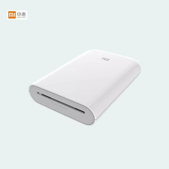 Global Version Xiaomi mijia AR Printer 300dpi Portable Photo Mini Pocket With DIY Share 500mAh picture pocket printer 4