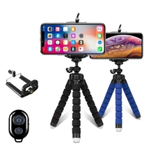 Tripod Bluetooth Remote Shutter Release For Camera Selfie Stick For Iphone Tripod For Phone Monopod Holder For Phone Tripod