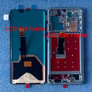 """Image 5 - Ban Đầu Axisinternational 6.47 """"Cho Huawei P30 Pro VOG L04 VOG L29 VOG L09 OLED Màn Hình LCD + Bảng Điều Khiển Cảm Ứng Bộ Số Hóa Khung"""
